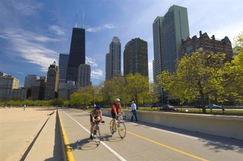 Great American Cities For Cycling